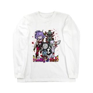 Holly&Shit! Long sleeve T-shirts