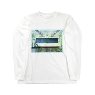 教室 Long sleeve T-shirts