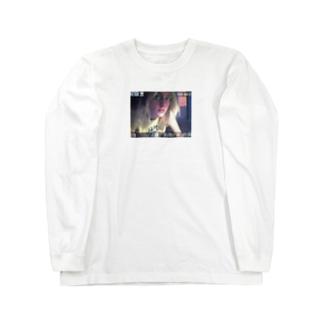 ぼ Long sleeve T-shirts
