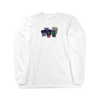 こ3 Long sleeve T-shirts