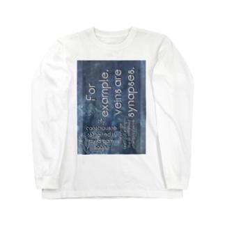 フォーリング・スリープ Long sleeve T-shirts