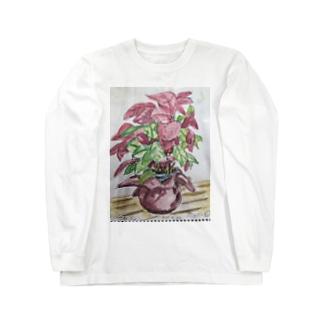 アトリエT.K  Long sleeve T-shirts