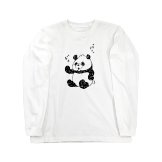 パンドゥ_2 Long sleeve T-shirts