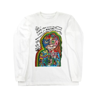 LIFE is... Long sleeve T-shirts