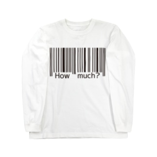 How much? Long sleeve T-shirts