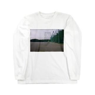やってます Long sleeve T-shirts
