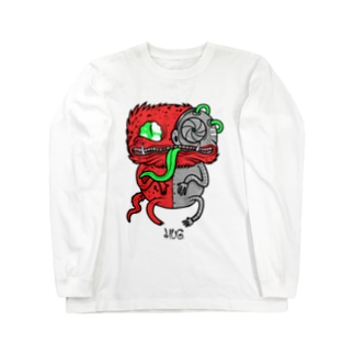 Me-Chameleon Long sleeve T-shirts