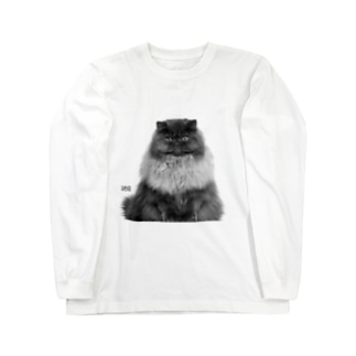 The Cat King Long sleeve T-shirts