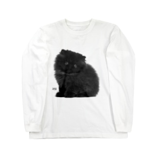 Pretty Little Kitty Cat Long sleeve T-shirts