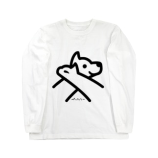 Pettary Logo Long sleeve T-shirts