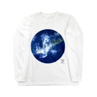 愛媛県 西宇和郡 ロングスリーブTシャツ Long sleeve T-shirts