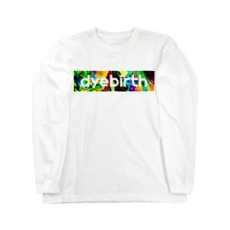 dyebirth_007 Long sleeve T-shirts