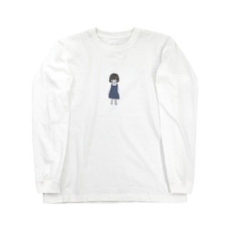 メンヘラケース Long sleeve T-shirts