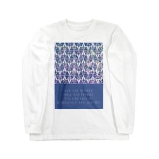 二面性ネオ A Long sleeve T-shirts