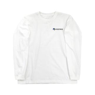 クロロゴ_ヨコ Long sleeve T-shirts