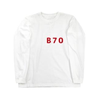 Bの称号 Long sleeve T-shirts