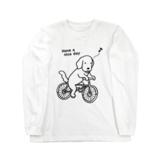 bicycle Long sleeve T-shirts