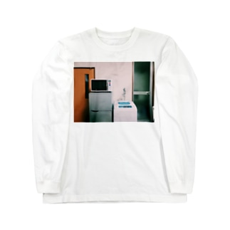 コウイチルーム Long sleeve T-shirts