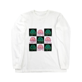 差の絶対値 Long sleeve T-shirts