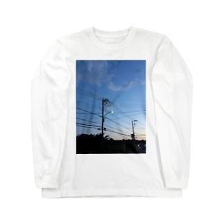 Light+Pole Long sleeve T-shirts