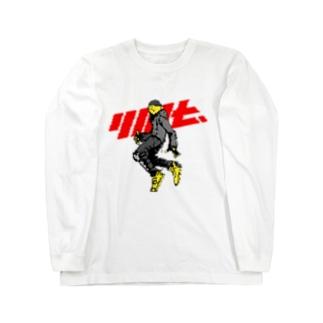 SAD-FACE,YMT. Long sleeve T-shirts