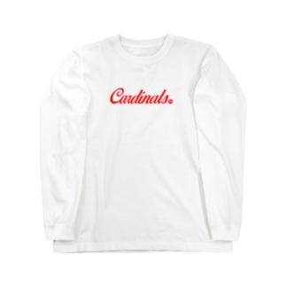 Cardinals【RED】 Long sleeve T-shirts