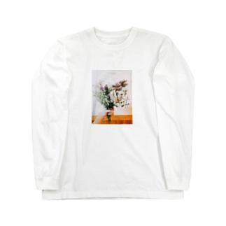 スターチスなど Long sleeve T-shirts