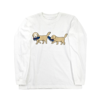 師匠と弟子 2 Long sleeve T-shirts