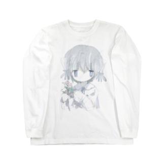 都心 Long sleeve T-shirts