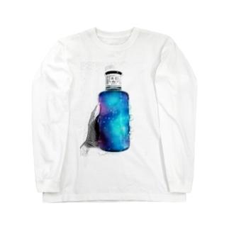 瓶詰め Long sleeve T-shirts