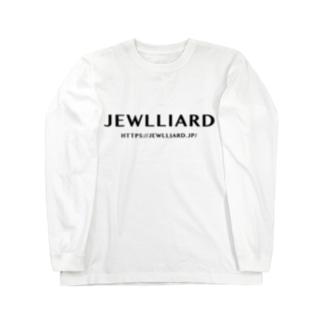 JEWLLIARD Long sleeve T-shirts