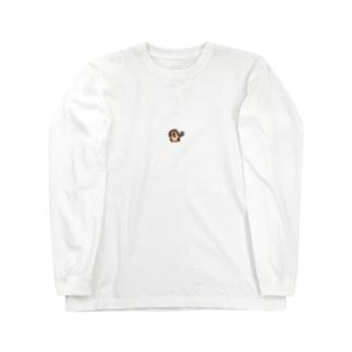 ちくりぽっぴん Long sleeve T-shirts