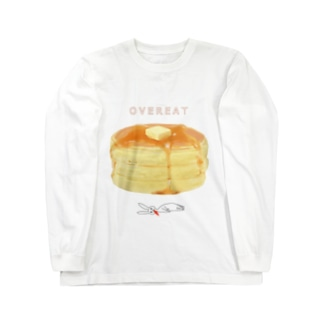 TOKO * BUSIのOVEREAT Long sleeve T-shirts