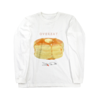TOKO * BUSIのOVEREAT Long sleeve T-shirts