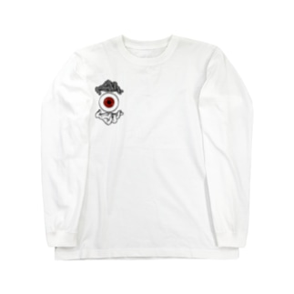 Garbageの千里眼 Long sleeve T-shirts
