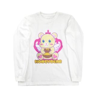 HONEYBEAR(ハニーベアー) Long sleeve T-shirts