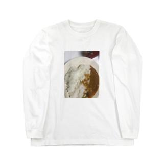 妖怪ウォッチカレーandリアルゴールドT Long sleeve T-shirts