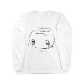 微睡 Long sleeve T-shirts