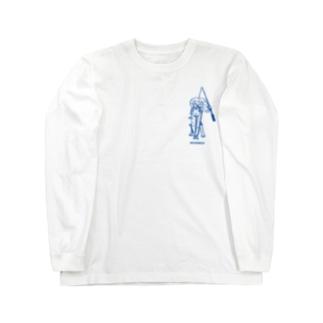ムーンボーイ ザ・フィッシャーマンTee Long sleeve T-shirts