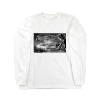 ネオロココ Long sleeve T-shirts