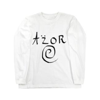 Azor  Long sleeve T-shirts