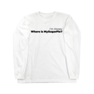 I'mHoney Long sleeve T-shirts