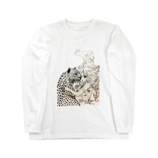 女豹 Long sleeve T-shirts