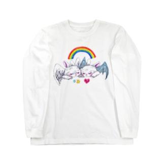 sweet bunnies Long sleeve T-shirts