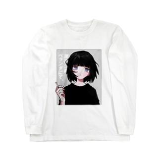 ハイライト Long sleeve T-shirts