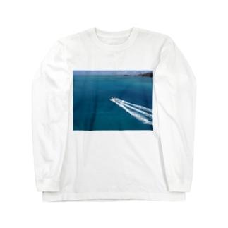 ウェーキー Long sleeve T-shirts
