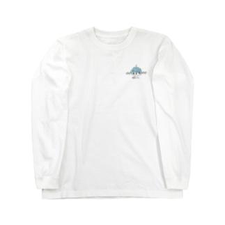 TETEMARU:ピピピ Long sleeve T-shirts