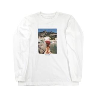 mar.23 / amalfi, italia  Long sleeve T-shirts