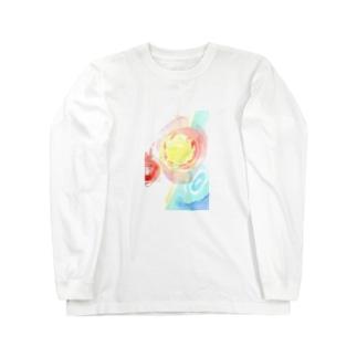 Something is happening 03 Long sleeve T-shirts