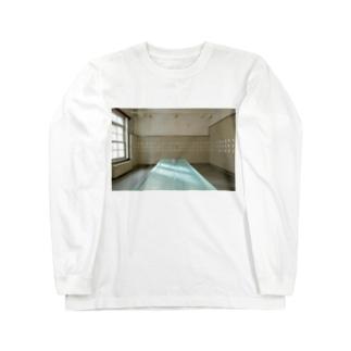 涙の部屋 Long sleeve T-shirts